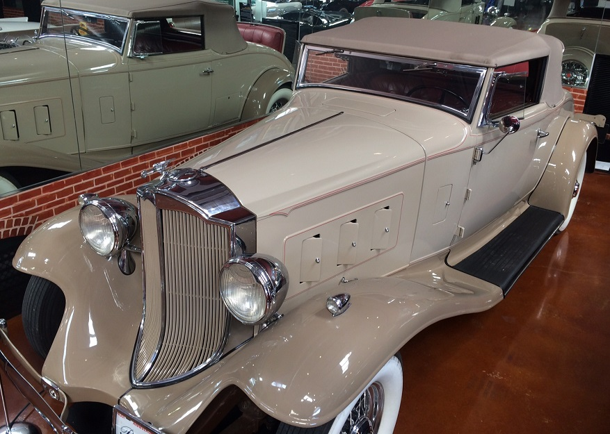 Gordon Logan\'s Cars